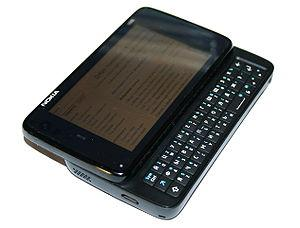 Nokia N900 communicator/internet tablet